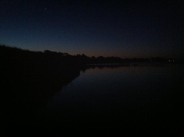 sun rising: July 31, 2013