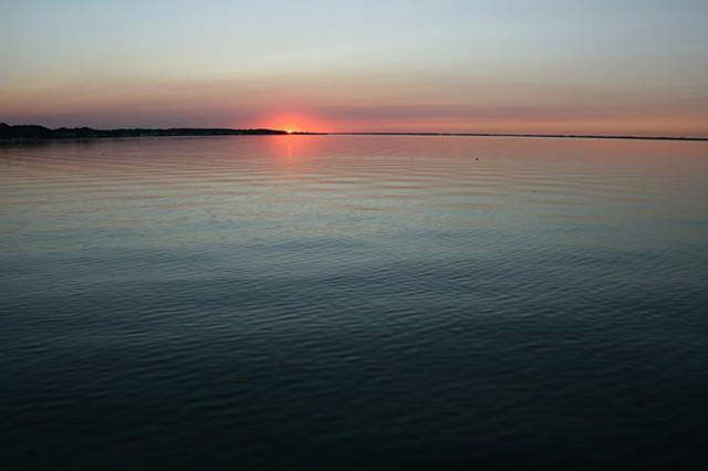 sunrise: September 12, 2012