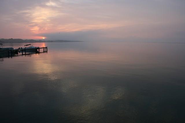 sunrise: August 9, 2012