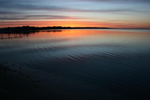 sunrise: April 30, 2010