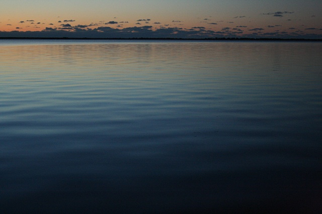 sunrise: December 1, 2009