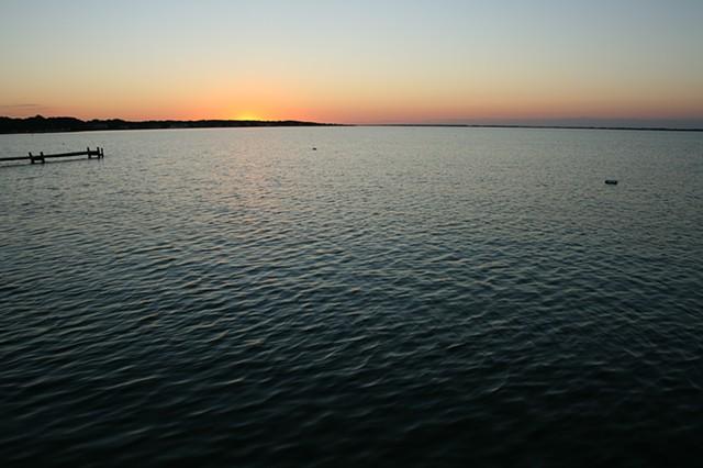 sunrise: August 29, 2012
