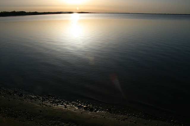 sunrise: April 20, 2010