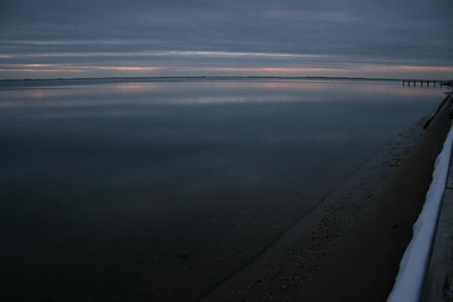 sunrise: December 29, 2010