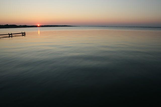 sunrise: August 13, 2012