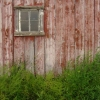 red wash barn