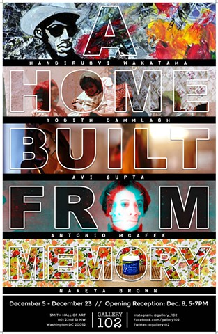 A Home Built From Memory Group Exhibition