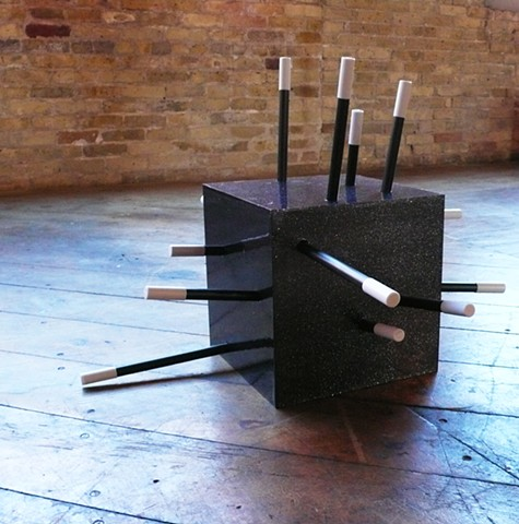 Box with Magic Wands