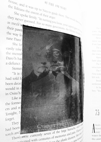 Ghost Portrait # 1 detail shot