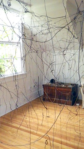 Key West, The Studios of Key West, roots, site specific installation