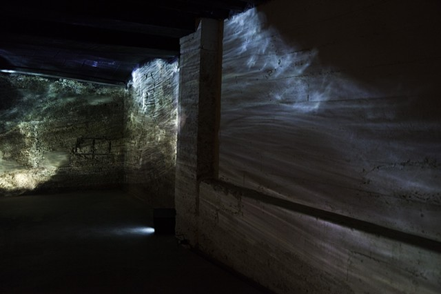 Jail Cell Residency, San Francisco, Aegean Sea, Dimitra Skandali, installation, sound installation, summer, cicadas, Greek islands