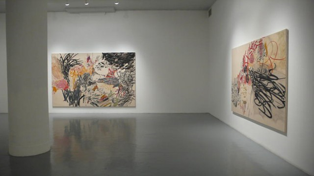 Paintings and Drawings at Zolla Lieberman Gallery, Chicago, Ill