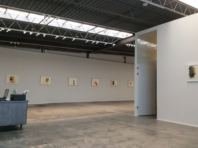 Marfa Contemporary, 'Framing the Unframable', Wall Drawing and Works on Paper