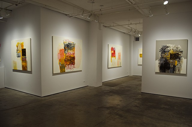 'Neither Here nor There', Exhibition at Kathryn Markel Fine Arts, NY, NY- 2015