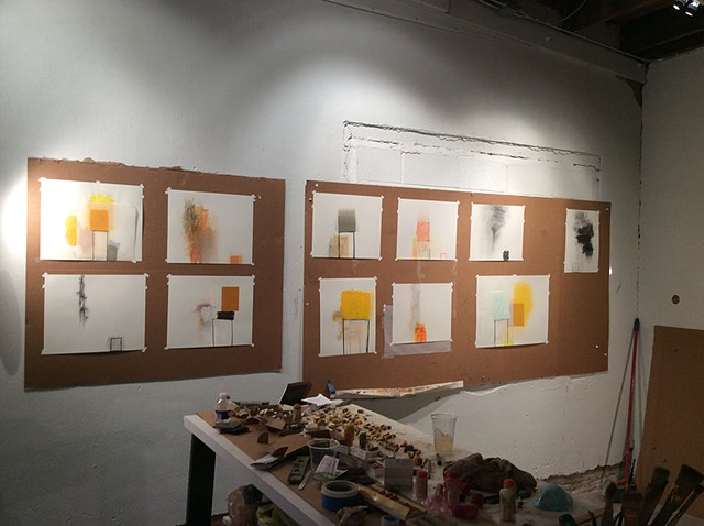 Studio- Artist in Residence- Marfa Contemporary, Marfa, TX