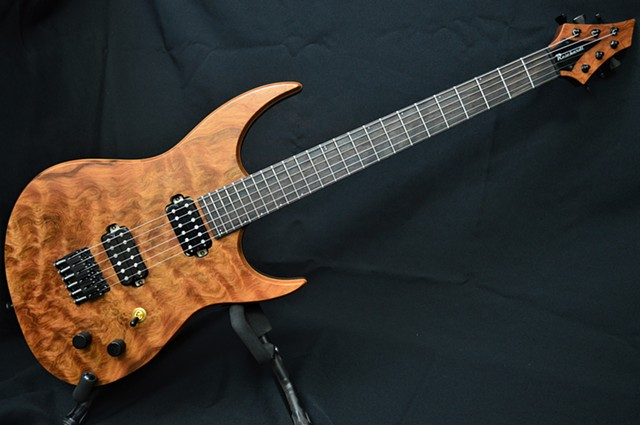 Figured Redwood 6-String