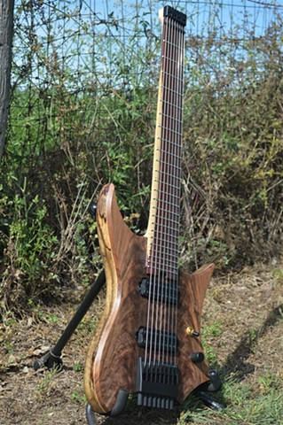 Headless Walnut 8-String