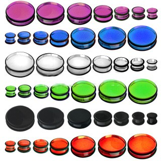 Acrylic UV Plugs