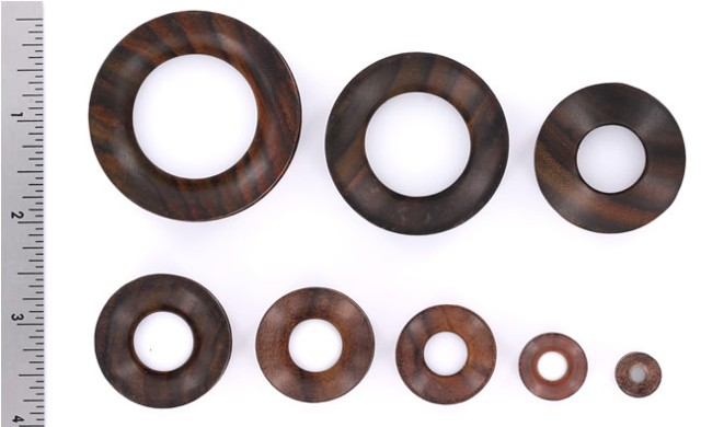 Ebony Wood Tunnels
