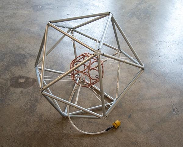 Electromagnetic Micrometeorite Collector Prototype