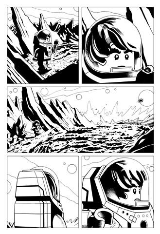 Ninjago Book 11 Page 4 Cole