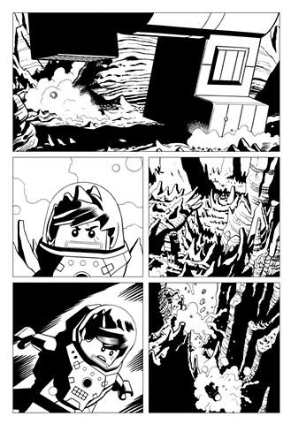 Ninjago Book 11 Page 3 Kai