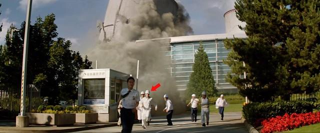 Cameo Godzilla 2014