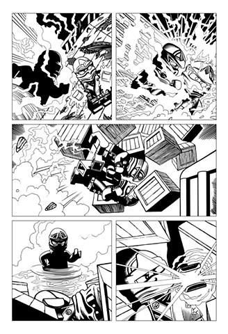 Ninjago Book 9 page 25