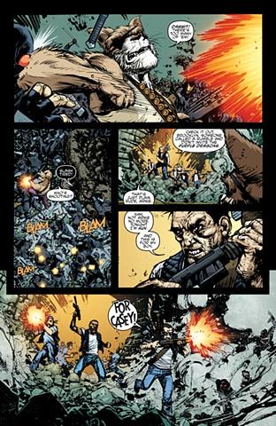 Teenage Mutant Ninja Turtles Deviations