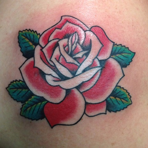 rose tattoo jeff rassier flash
