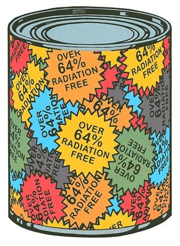 Over 64% Radiation Free
