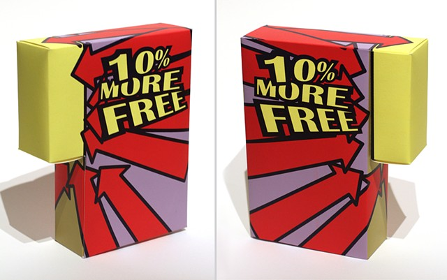 10% More Free