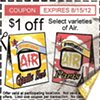 Coupon for Air