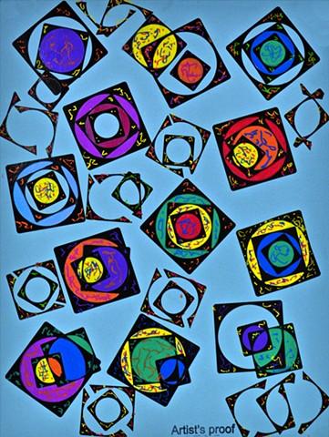 Reconstructing Kandinsky