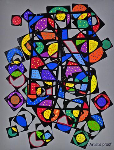 Susan Isaacs' Cubes