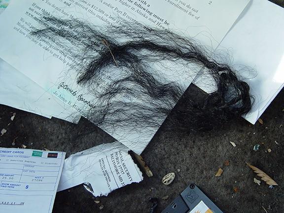 Social Security Hair