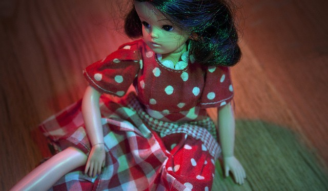Sindy #4 (after Cindy Sherman)