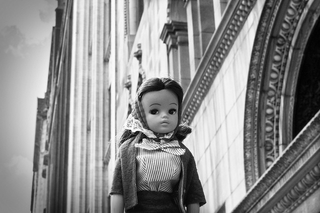 Sindy #7 (after Cindy Sherman)
