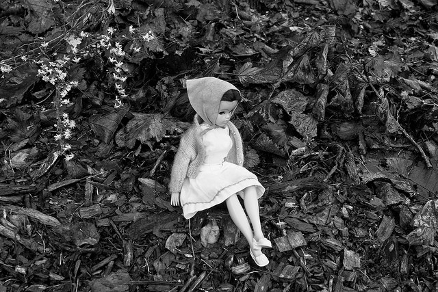 Sindy #8 (after Cindy Sherman)
