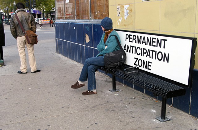 Permanent Anticipation Zone