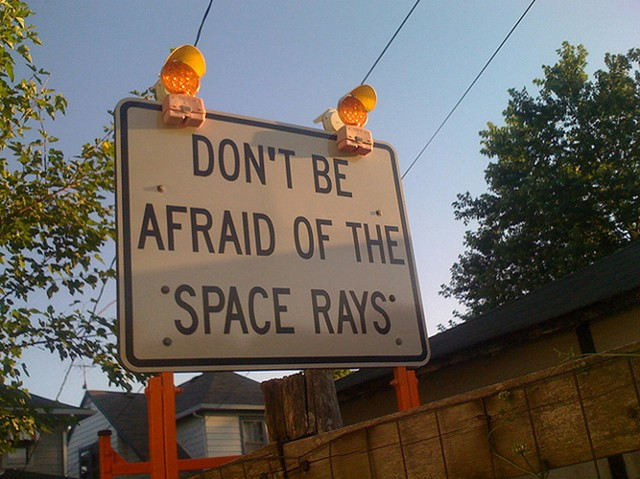 Space Rays/Race
