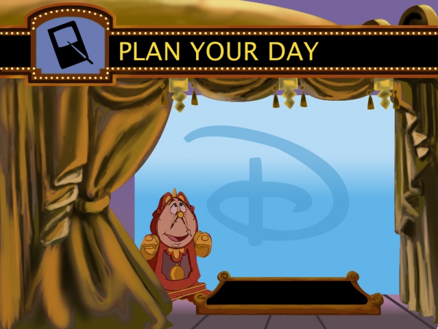 DTV Plan your day