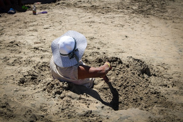 Buried Hat
