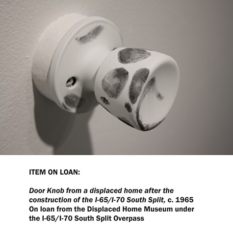 ITEM ON LOAN -- An anthropological approach to museum objects
