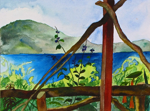 Lake Arenal From Conceptos Artisticos
