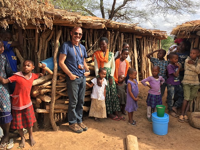Tanzania Residency - A Journey to the Sandawe Tribe