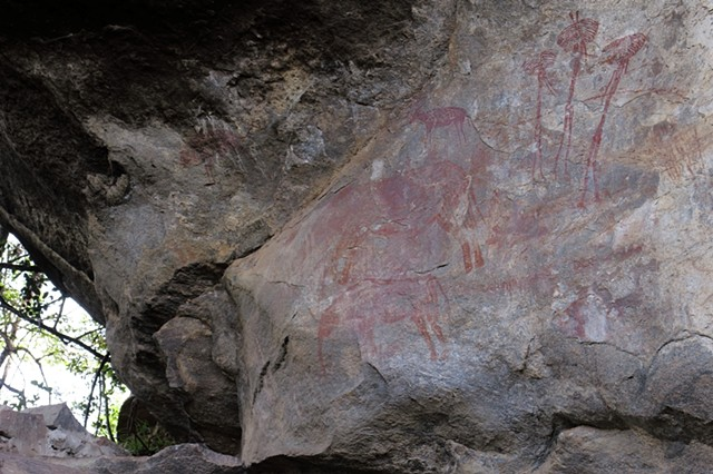 Tanzania Residency - Ancient Rock Art