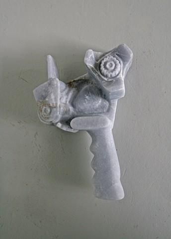 (Detail) Tape Gun