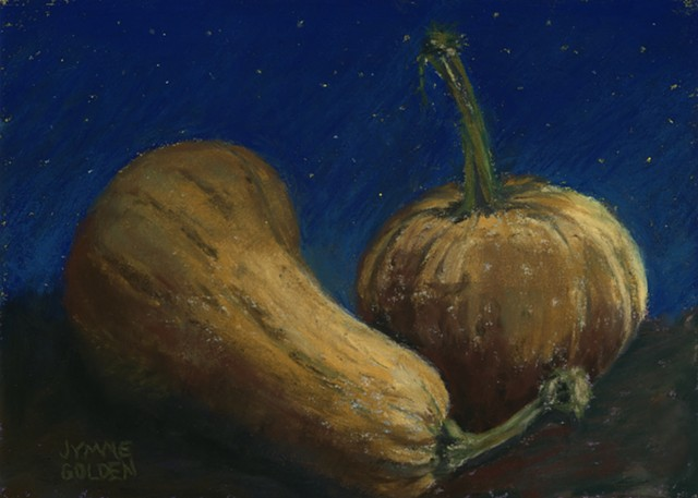 Squash in the Night