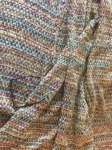 Coming Soon-Handwoven Fabric